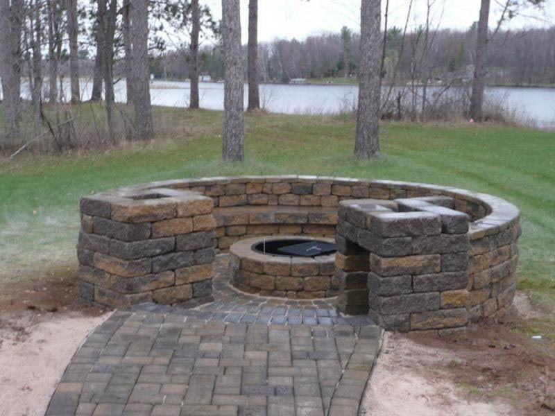 Diy Outdoor Gas Fireplace With Images Gas Fire Pits Outdoor