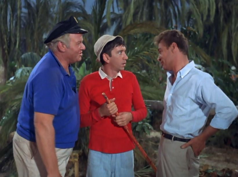an overview of the giligan and the professor on an island Actor russell johnson, the professor on gilligan's island, has died at age 89 he's seen here at far left seated next to bob denver, along with fellow cast members.
