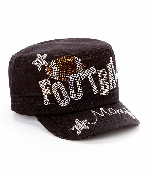 For all the Football Moms How stinkin cute!