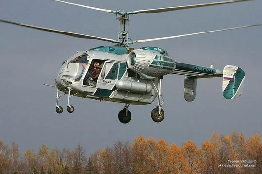Ка-26 – вертолет, выполненный по схеме «летающего шасси ...