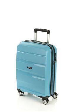 American Tourister Bon Air 55cm Turquoise Suitcase Strandbags 129 00 American Tourister Bon Air Hard Suitcase