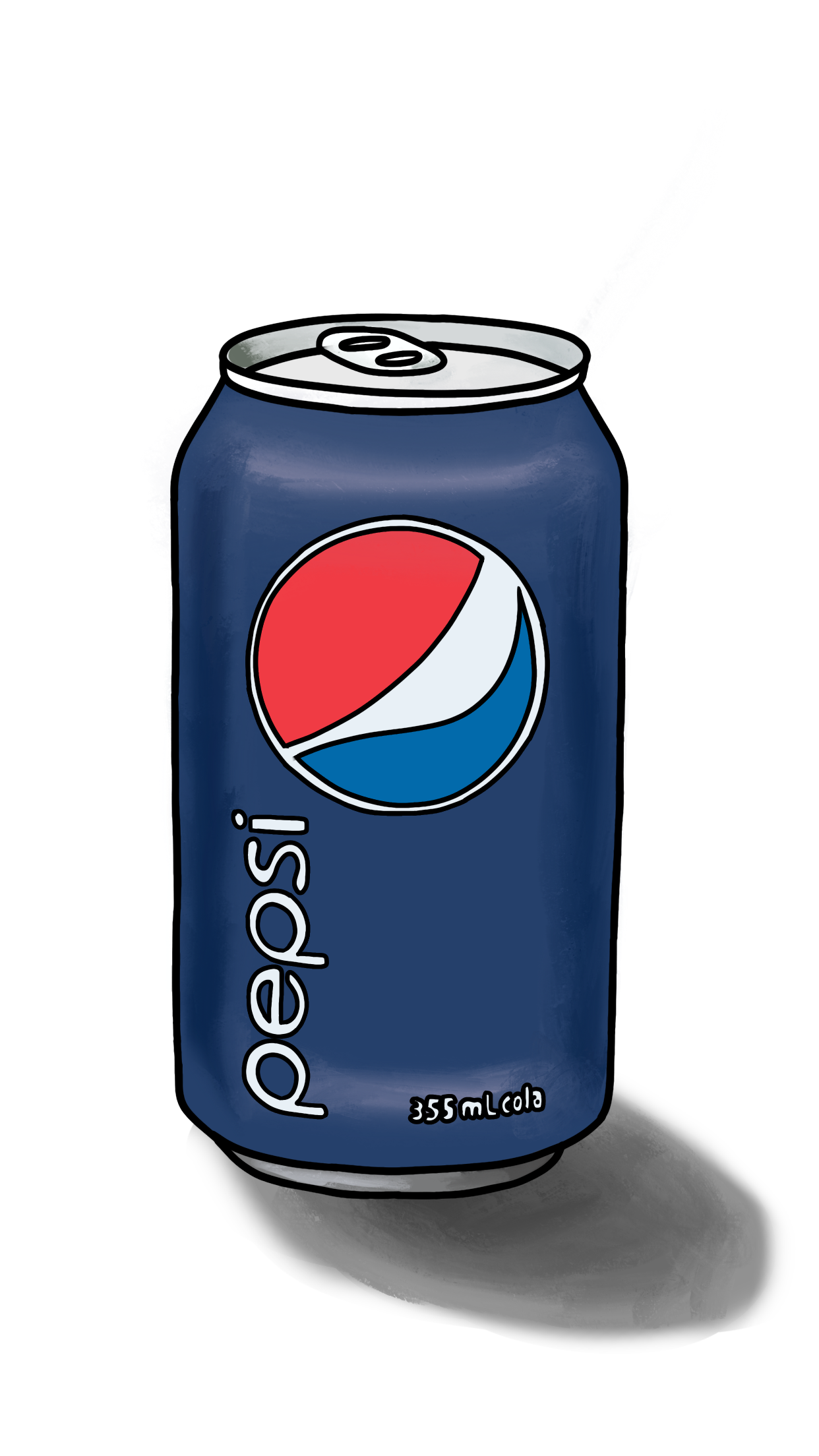 Pin By Charissabelle On Drawings Pepsi Small Art Cute Food Drawings
