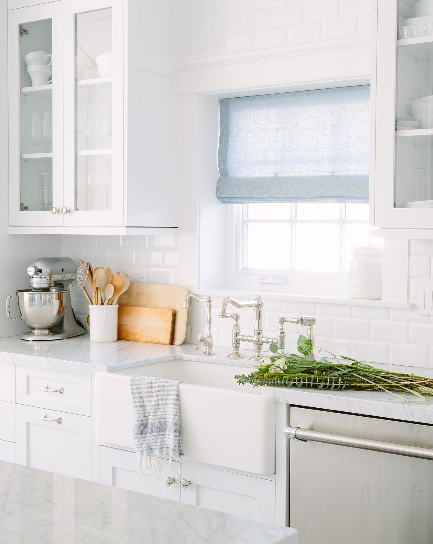 - TOP 5 KITCHEN TRENDS FOR 2017 (With Images) White Beveled Subway