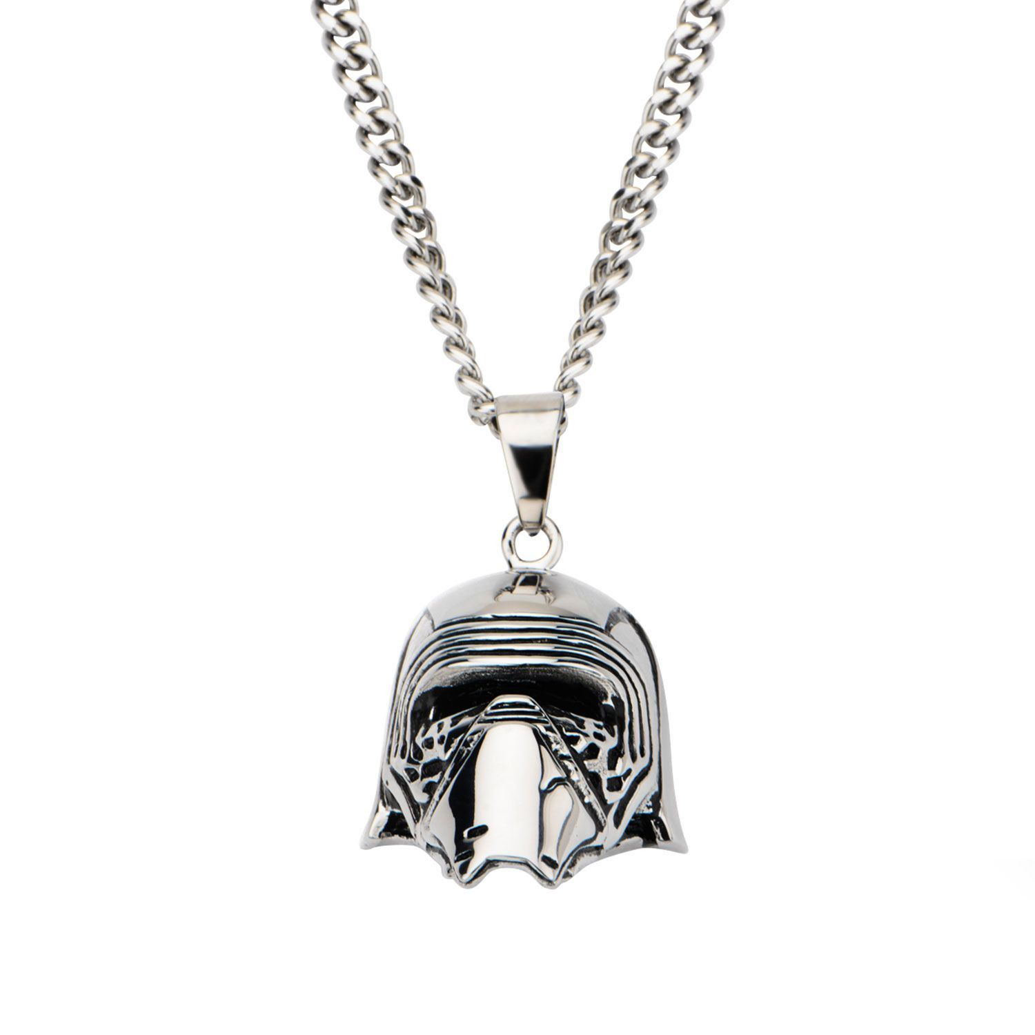 Star Wars Kylo Ren 3D Pendant With Chain 316 Stainless