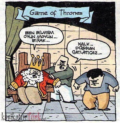Karikaturturk Net Game Of Thrones Http Www Karikaturturk Net Game Of Thrones Karikaturu 1636 Karikatur Mizah Komik