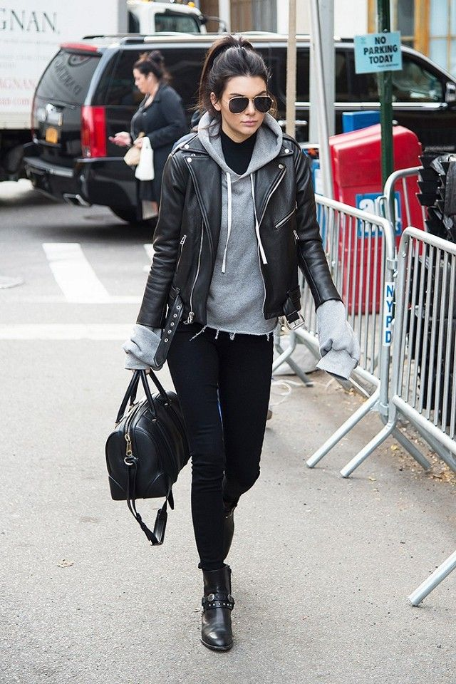 3aa4103d3921ef Kendall Jenner Loves This Zara Styling Trick