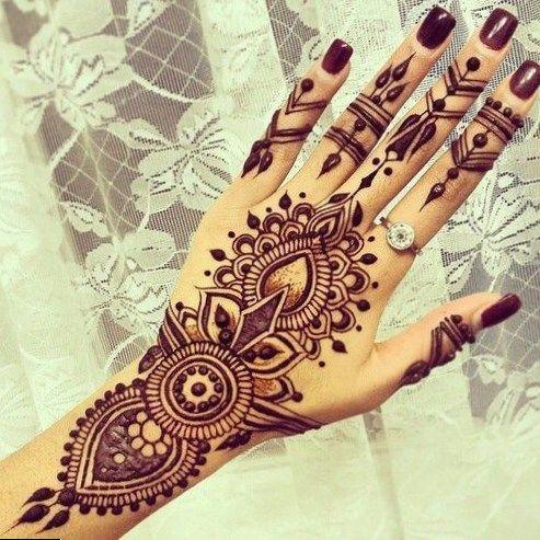 Henna Tattoos Decor Henna Designs Henna Mehndi Designs
