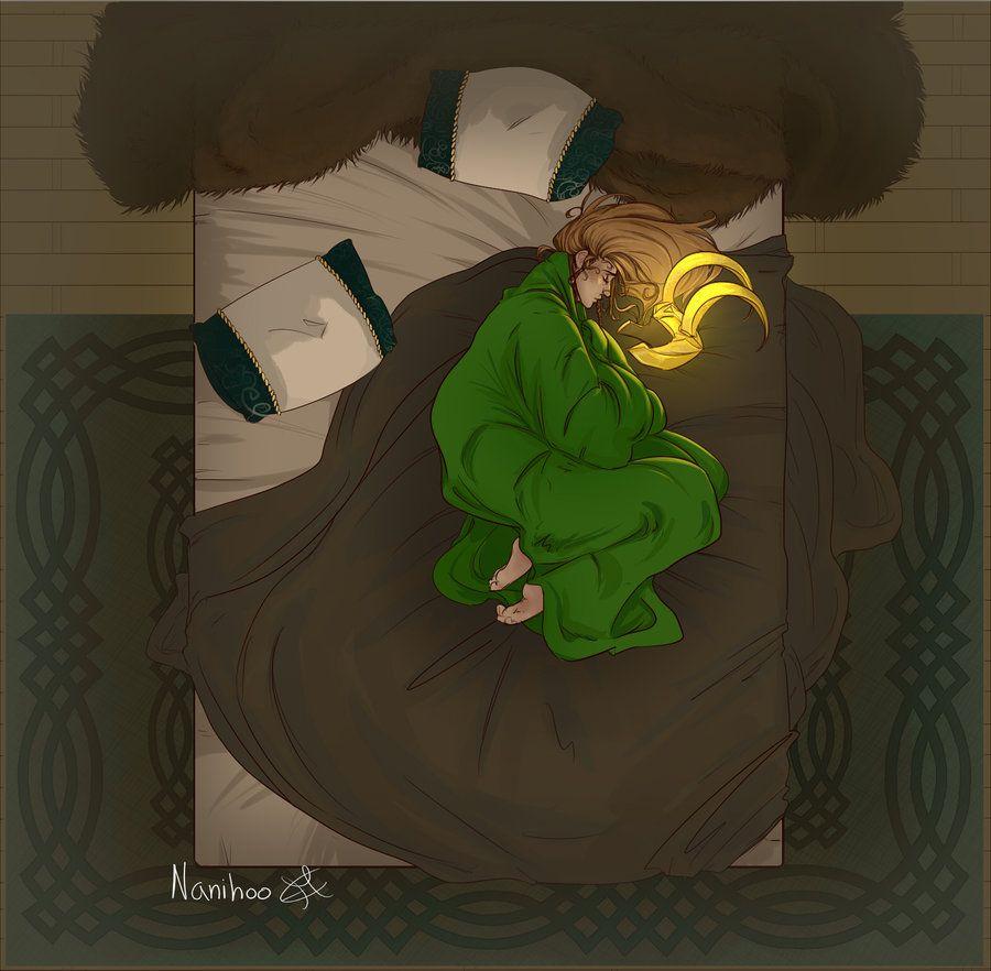 My mom when dad was gone        Sigyn | Loki | Loki, sigyn
