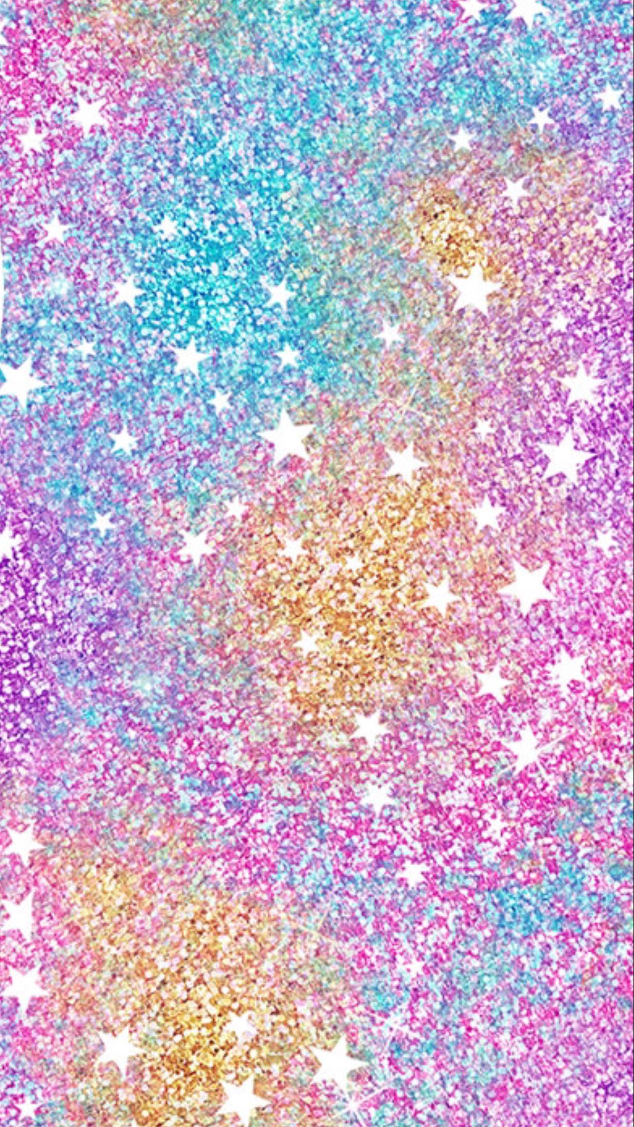 Glitter Regenbogen Iphone Hintergrundbilder ...