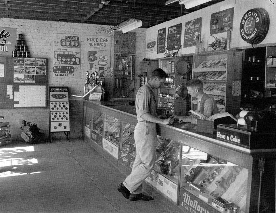 Bell Auto Parts - Kustomrama | Vintage Auto Parts Store | Pinterest ...