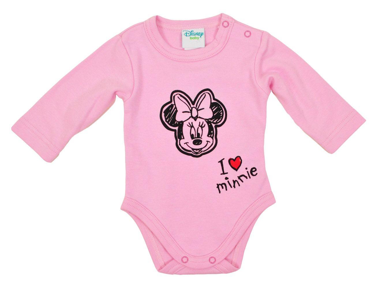 77248764c body Minnie Mouse- kojenecké body | novinky Disney | Minnie mouse a ...