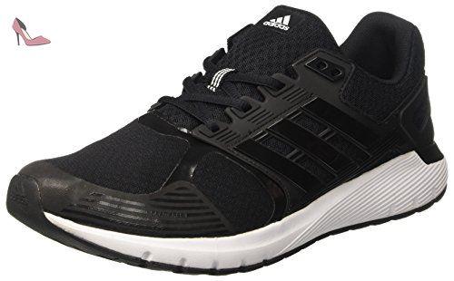 more photos 0c3a9 4e7dc Adidas Duramo 8, Chaussures de Running Entrainement Homme, Noir (Core  Black Core