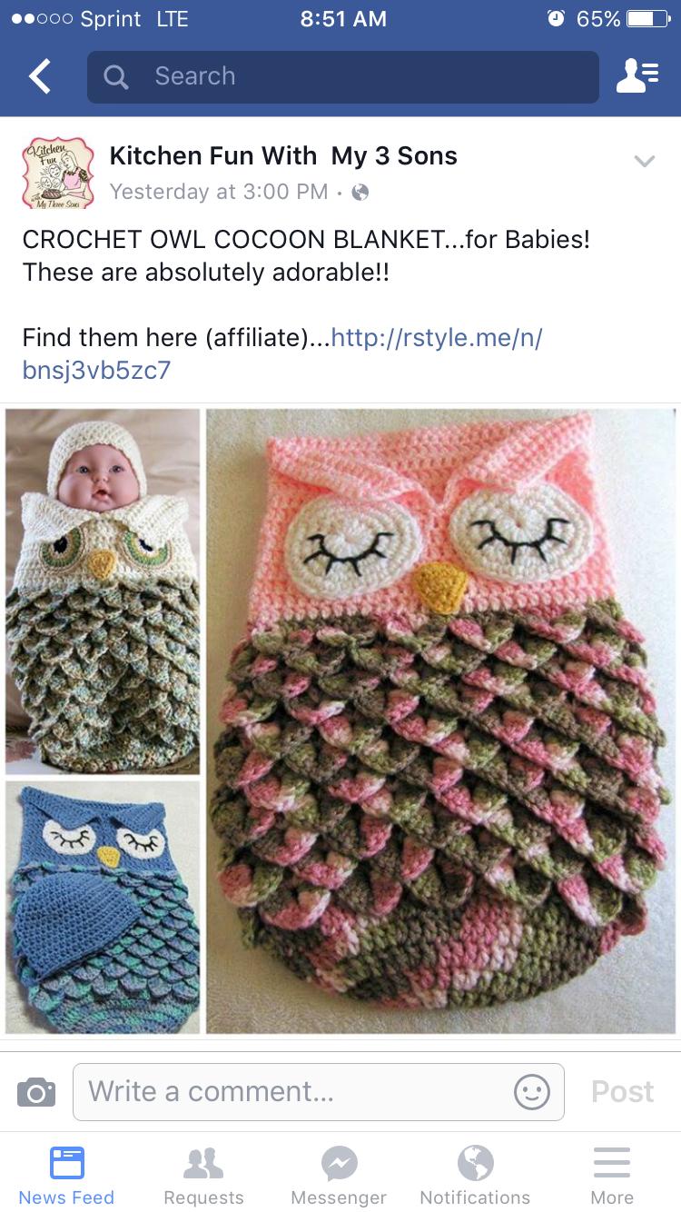 Love this got to make one! | Crochet Patterns | Pinterest | Tejido ...