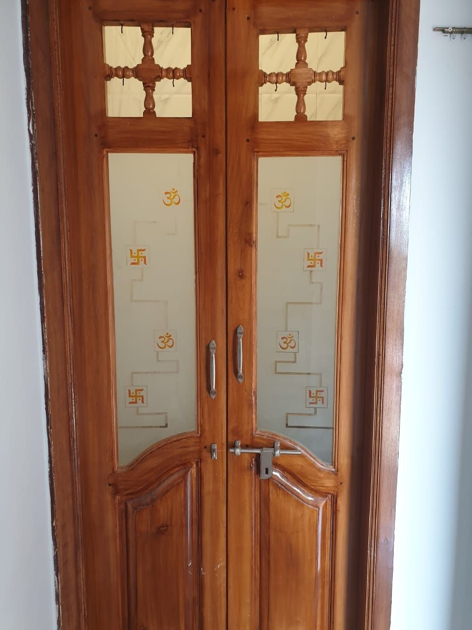 Pin By Karansing Pawara On Glass Pooja Room Door Design Door Design Interior Door Glass Design Home simple pooja room door designs