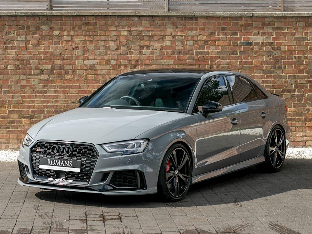 2017 Used Audi A3 Rs 3 Quattro | Nardo Grey | Audi, Audi ...