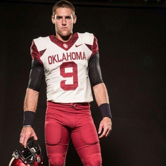 watch 32caa 45da5 Trevor Knight shows off new OU uniforms. | OU Sooners ...