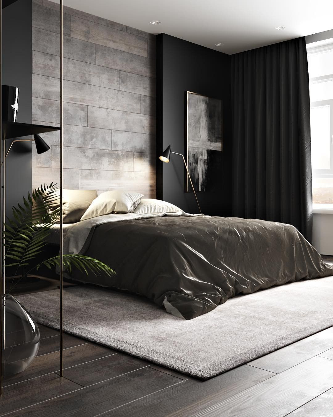 How To Rock Your Home With Black Floor Lamps Modern