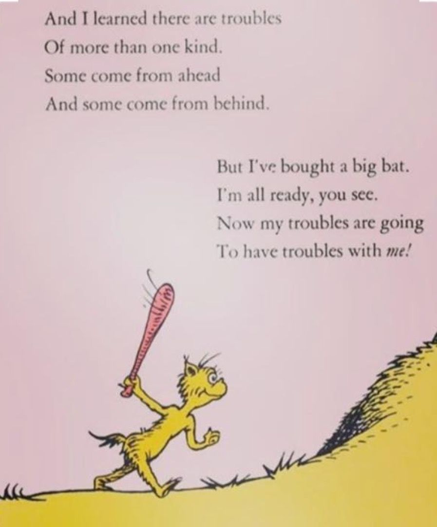 Dr seuss never diedhe will always be remembered
