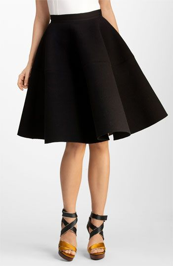 Lanvin Wool Skirt available at #Nordstrom