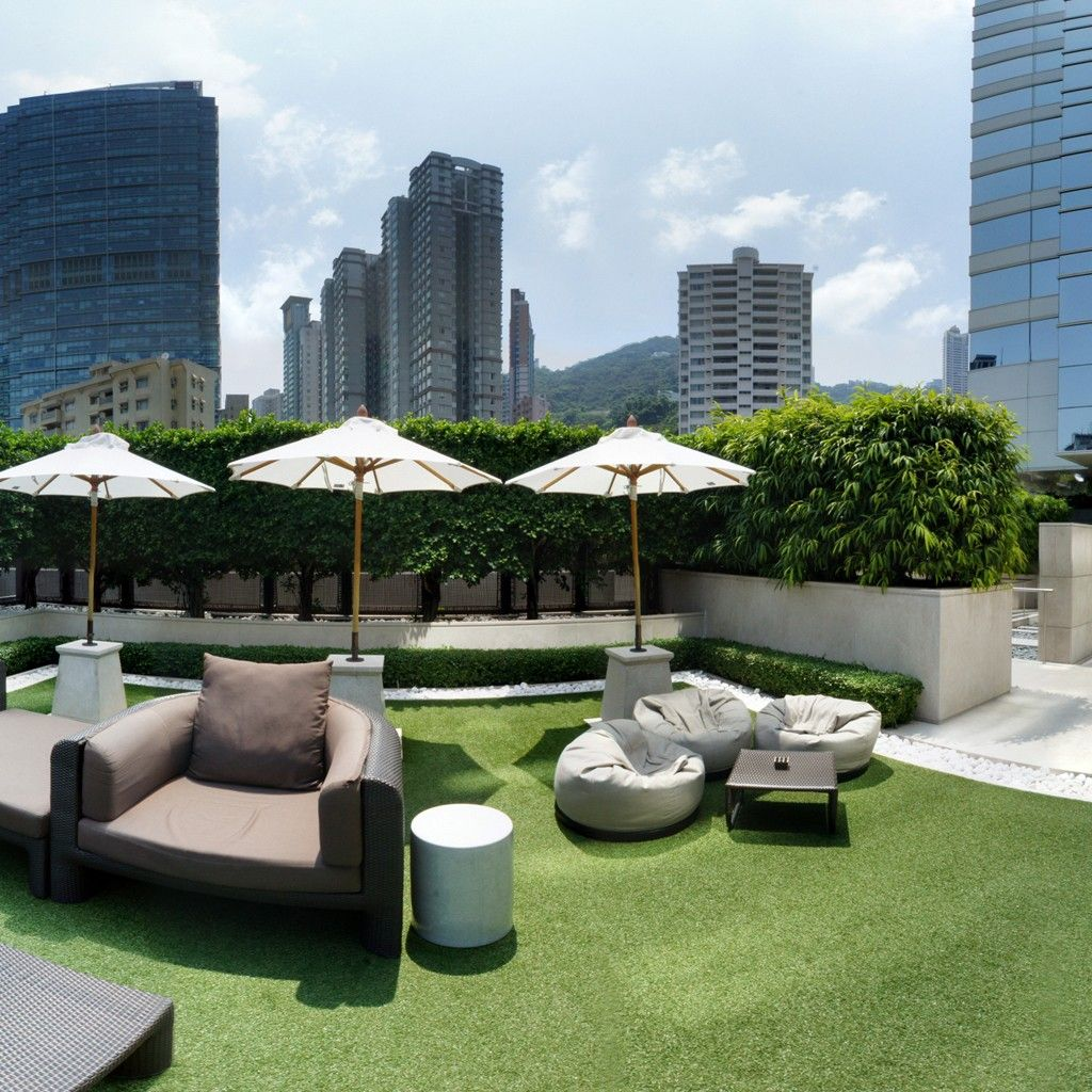 The upper house hong kong jscathay imagine lounging on this rooftop awesome