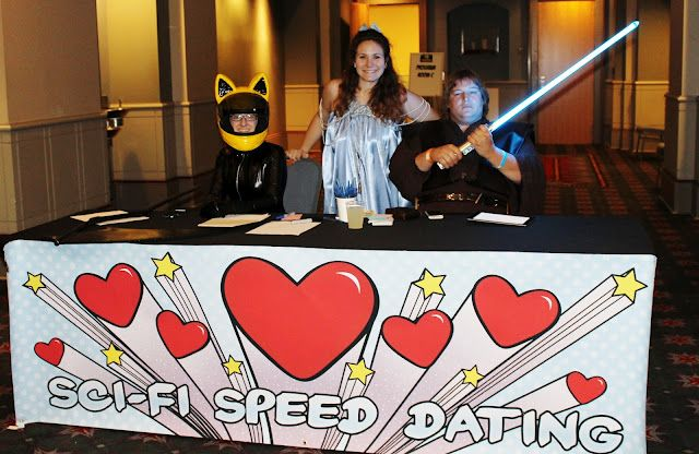 Philadelphia Comic Con Speed Dating