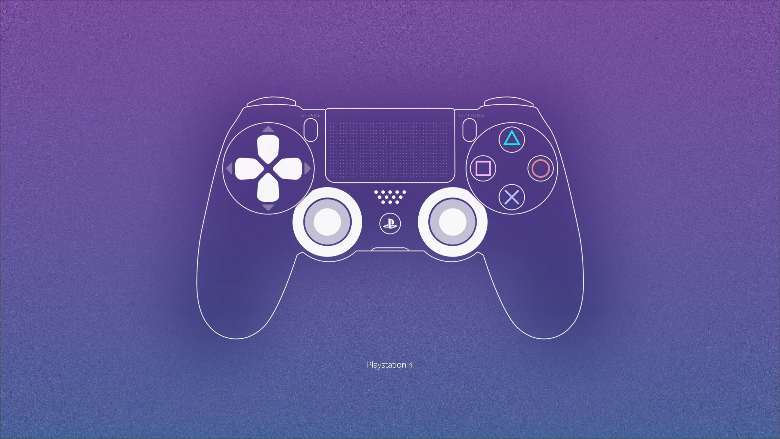Ps4 Controller Wallpaper 4k In 2020 Ps4 Games Playstation Controller Video Game Controller