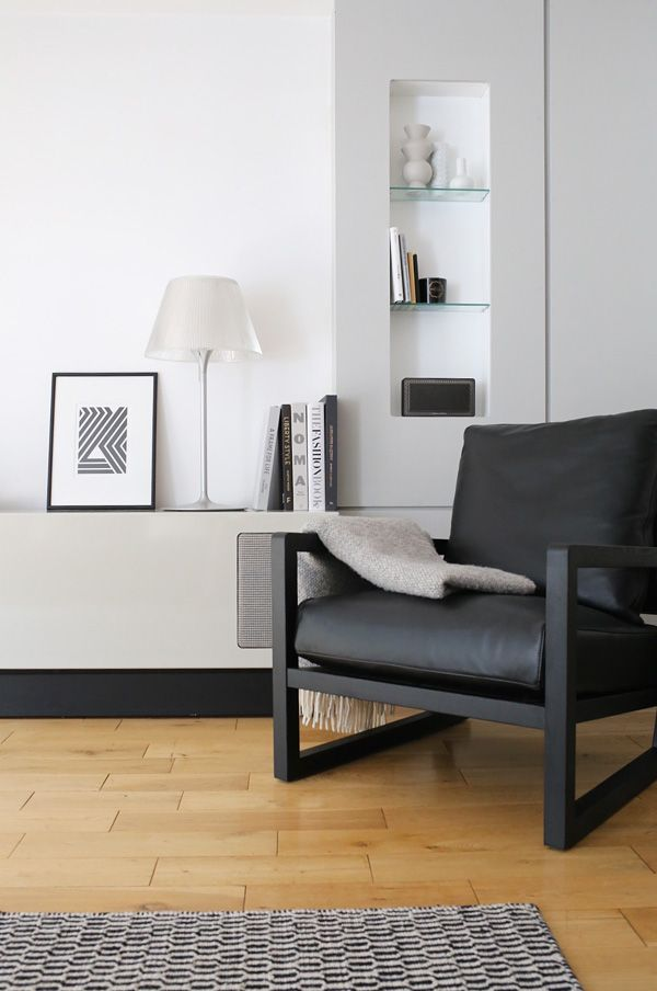 Best Black Leather Chair By Camerich Design Hunter Leather Chair Living Room Black Leather 640 x 480