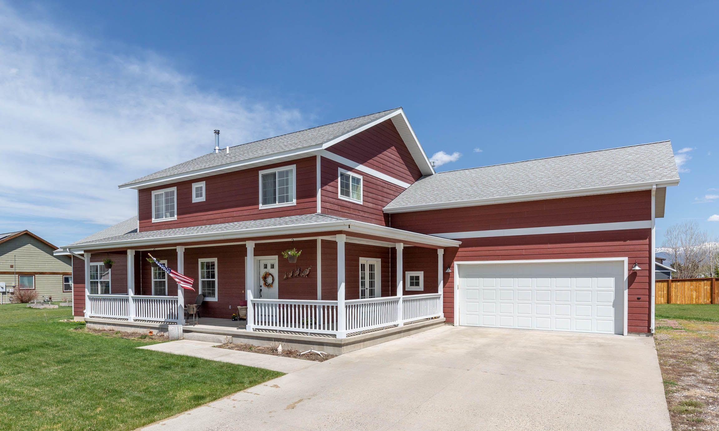 Montana Home For Sale Montana Homes House Styles Home