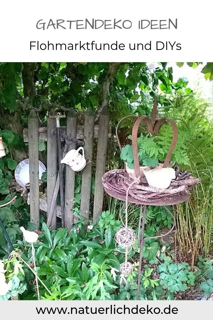 Gartengestaltung Ideen Gardendeko Diy Garden Projects Diy Garden Decor Garden Projects