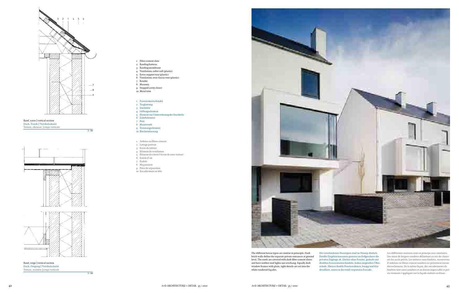 Architecture Detail Magazine Issue 35 Details magazine