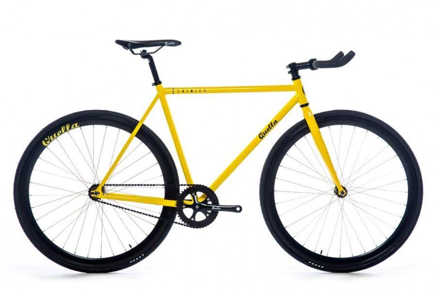 Quella Varsity Trinity 2.0 Fixie Fiets Fixie Bike - Single Speed ...
