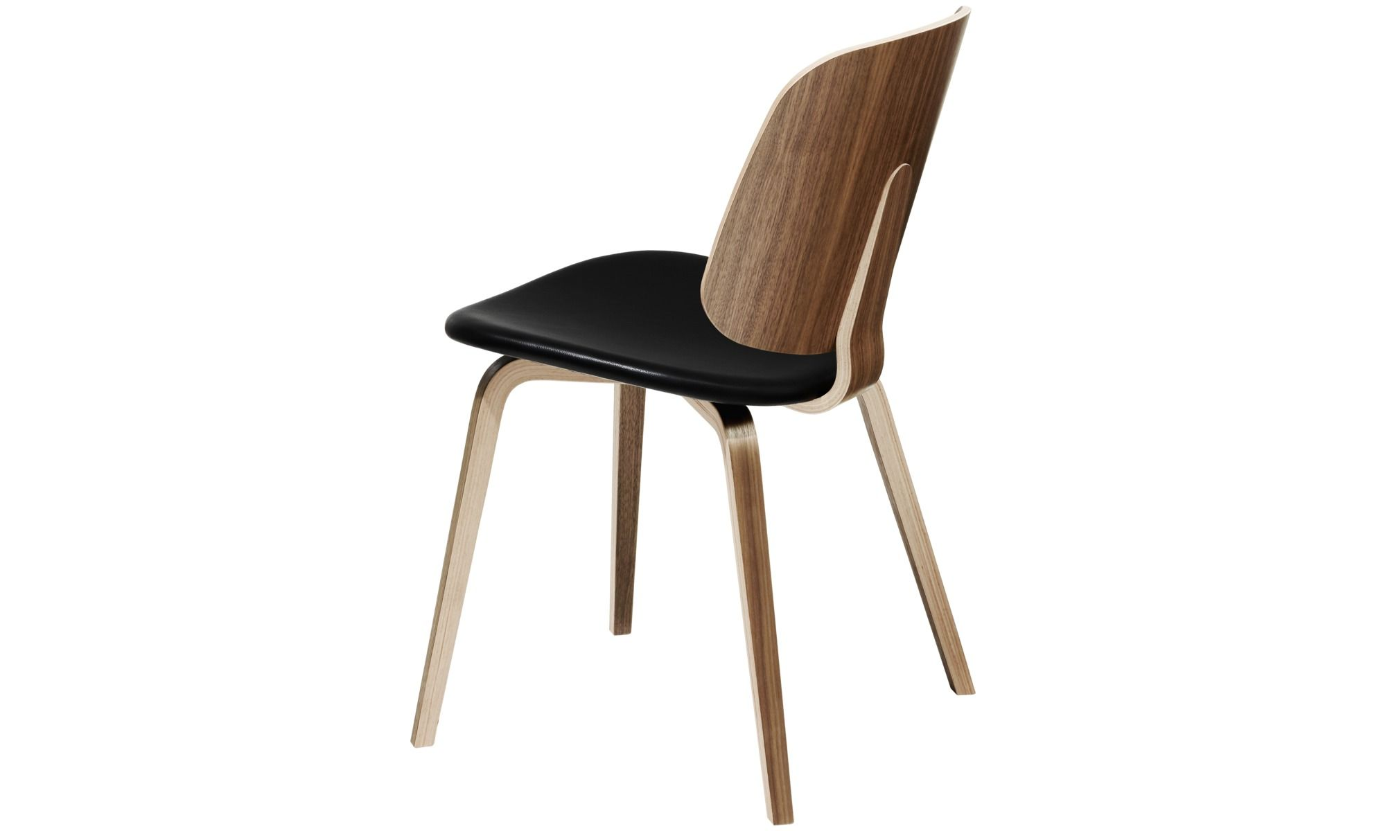Esszimmerstühle Aarhus Stuhl Schwarz Leder Esszimmer Pinterest