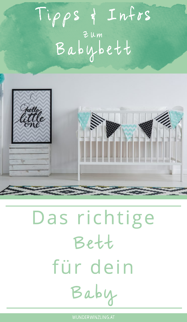 Babybett Kaufen Was Beachten Eine Kaufberatung Babyzimmer