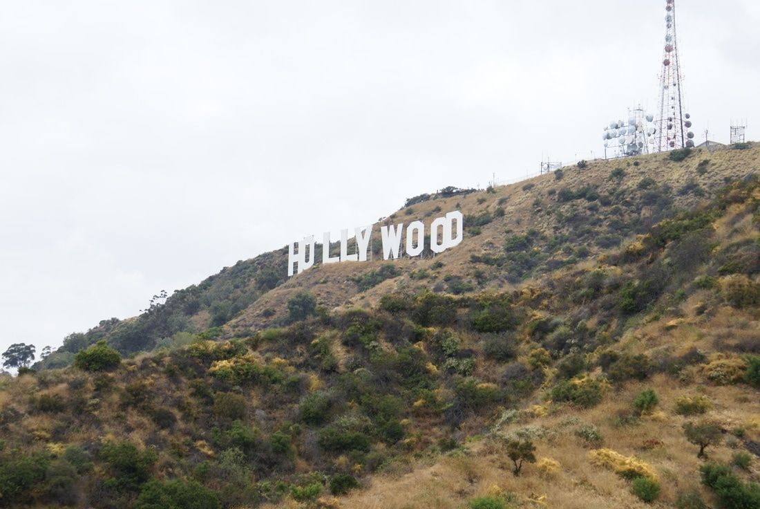Travel, Country Roads, Hollywood Sign