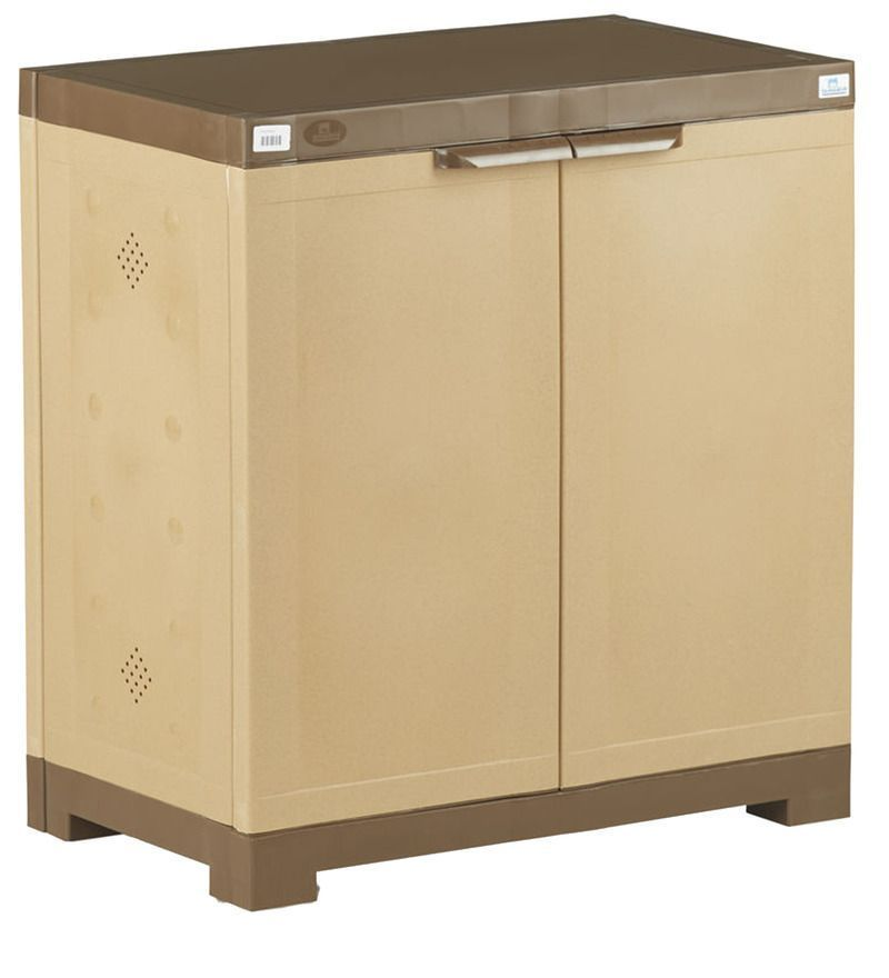 Buy Freedom Mini 09 Fmsc09 Shoe Cabinet In Sandy Brown Dark Brown Colour By Brown Buy Cabinet Colour In 2020 Plastic Cabinets Dark Brown Color Shoe Cabinet