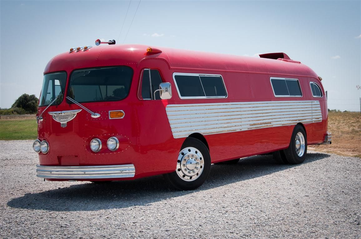 flxible bus | For more information on The Magic Bus, check out the article in ...