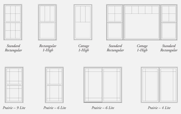 Grille Options Marvin Windows Nj Marvin Windows Fiberglass