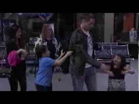 Soldier Homecoming Turns into a Tearful Reunion - http://www.militarysurprise.com/soldier-homecoming-turns-into-a-tearful-reunion/