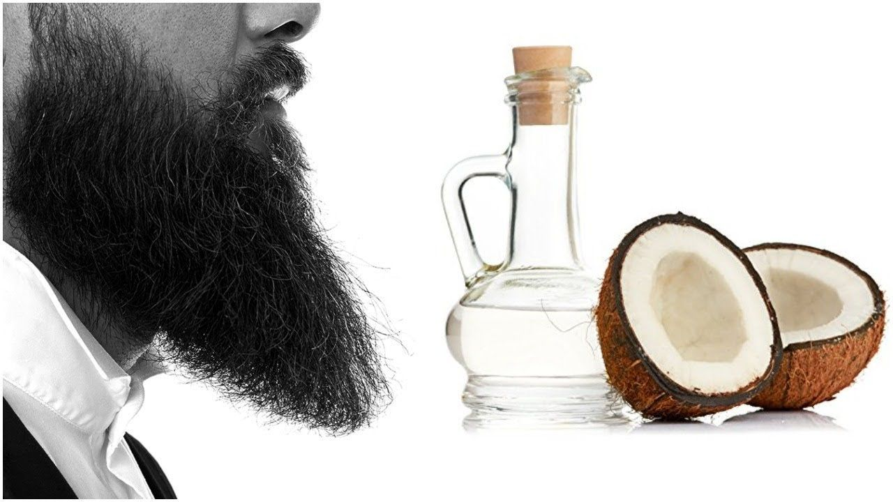 How to Use Coconut oil for Beard Growth (With images ...
