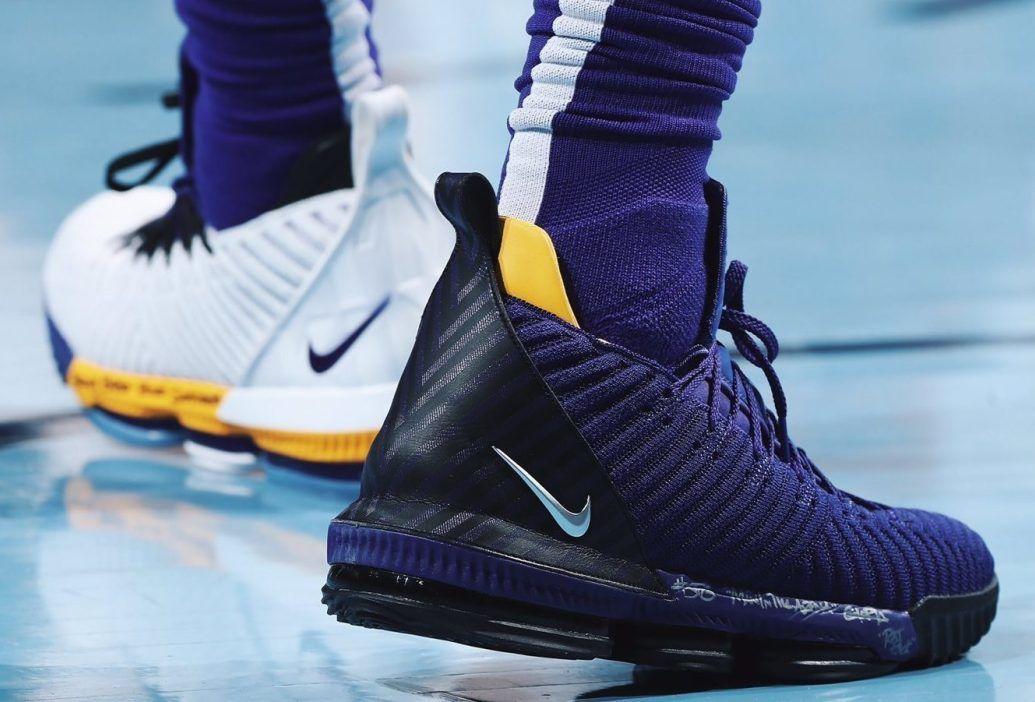 LeBron James Sneakers 2018 19 Season   Nice Kicks