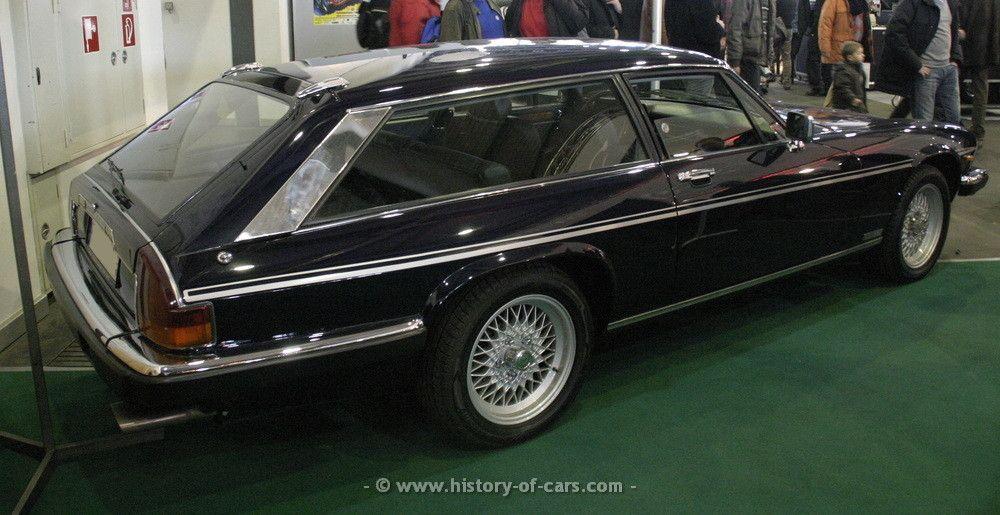 Jaguar XJ S V12 Royal Motors Las Vegas 1987, Great Britain
