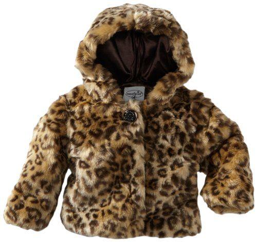 Mud Pie Baby-Girls Infant Leopard Fau... $56.95 #bestseller