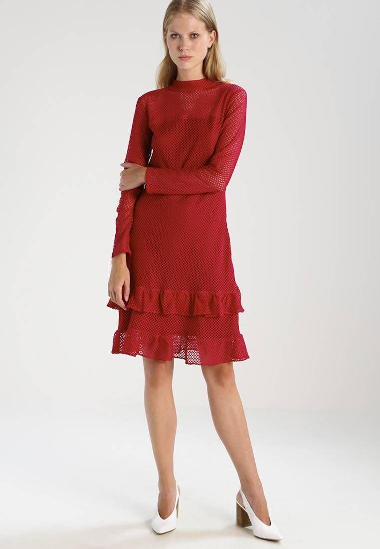 mint&berry. Cocktailkleid / festliches Kleid - bordeaux