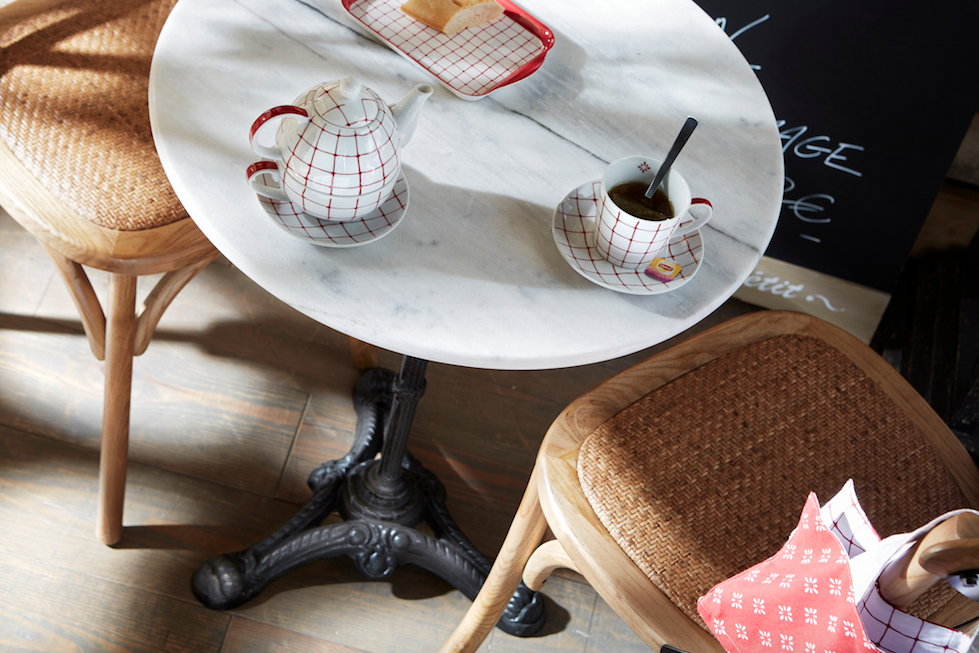 #Décoration #Industrielle #Tradition #Campagne #Table #Bistrot #Coffee #Home #Amadeus