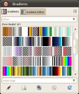 A List Of Gimp Gradients Gimp Installation Color Design