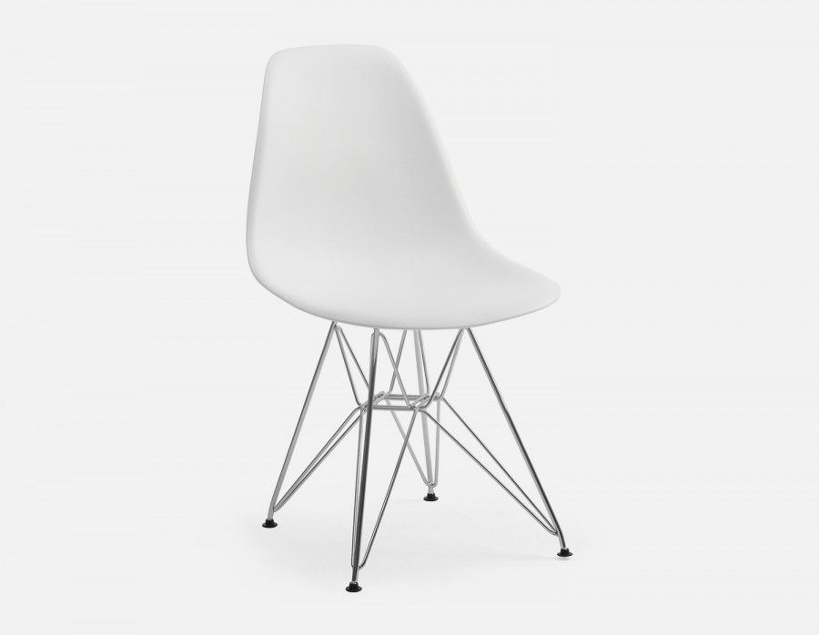 Eiffel Metal Dining Chair White 32 Eiffel Chair Metal