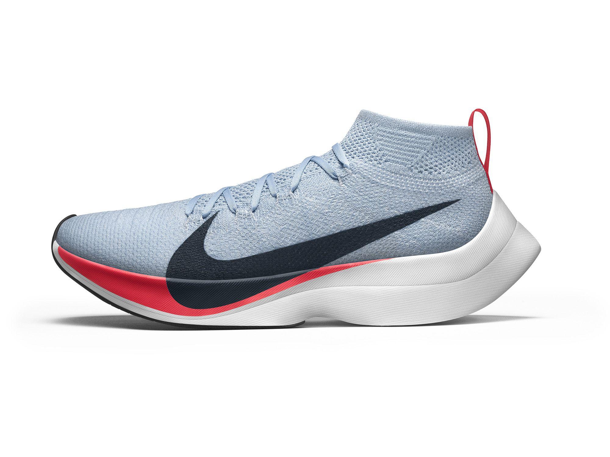 Exactamente Amedrentador Aplastar  Nike unveils Vaporfly elite for sub-two marathon | Latest nike shoes, Best  nike running shoes, Best running shoes