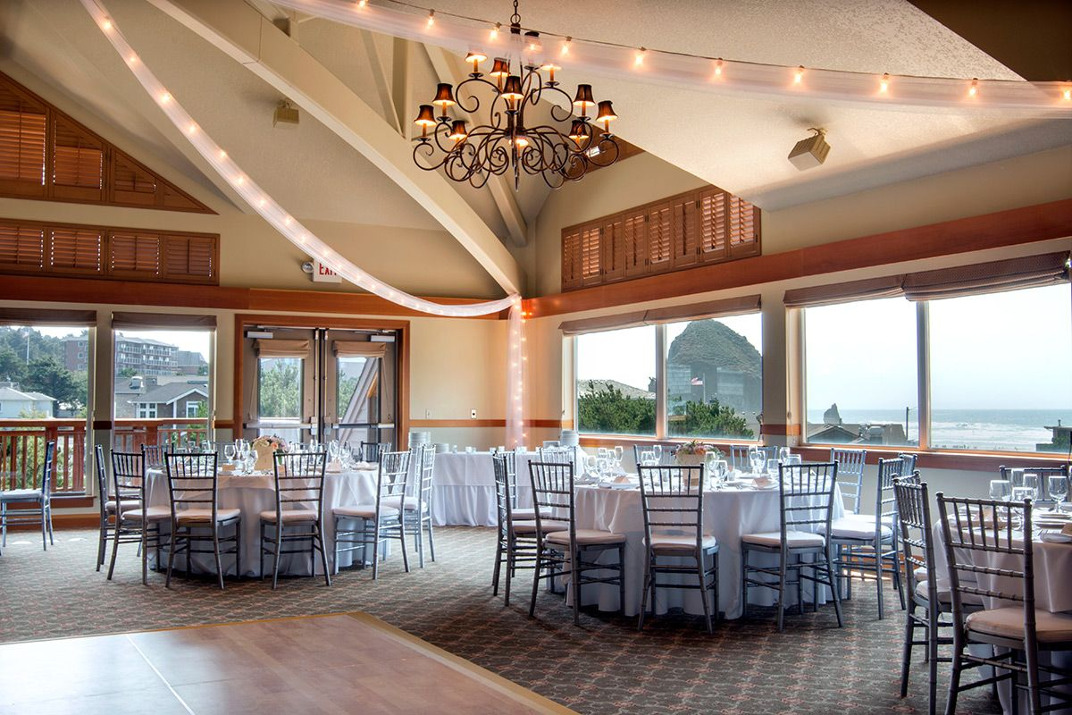 Cannon Beach Wedding Facilities | Surfsand Resort