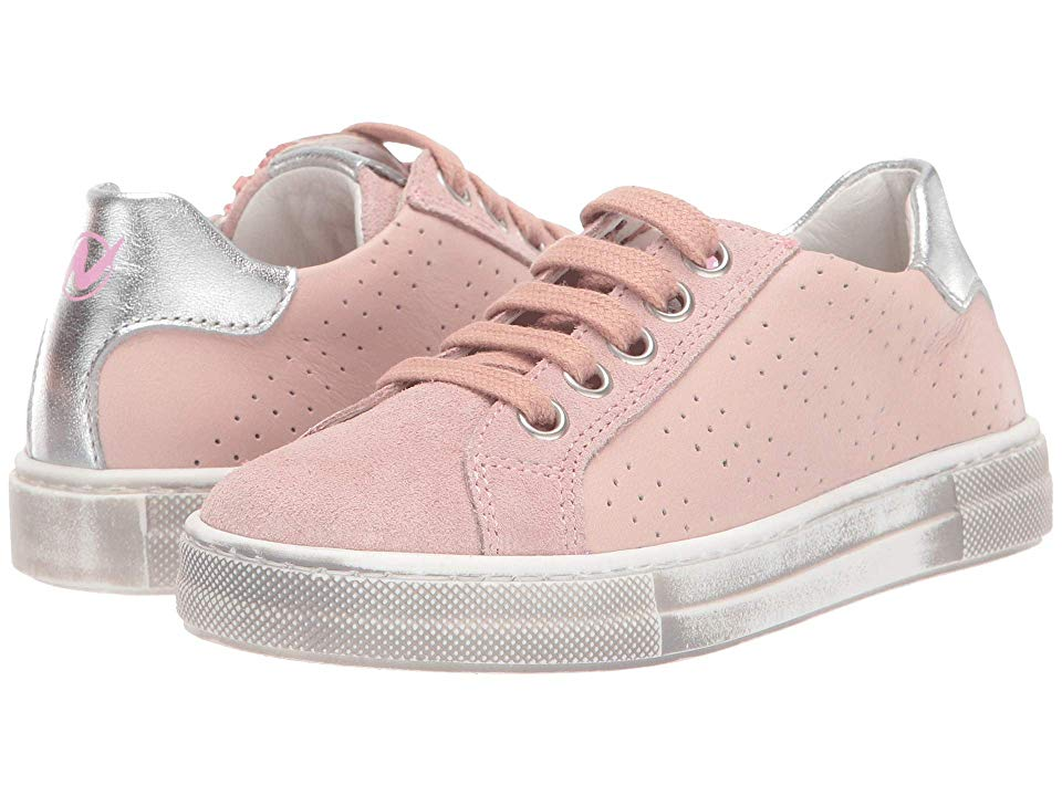 Naturino Choco Aw18 Toddler Little Kid Pink Girl S Shoes With The Sweet Silhouette Of The Nat Girls Shoes Kids Girls Pink Shoes Kids Clothing Subscription