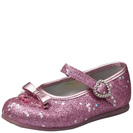 Girls' Toddler Princess Glitter Ballet